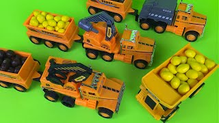 Truck Mechanism Zone Play Set Construction Toys for Kids aka Mighty Machines