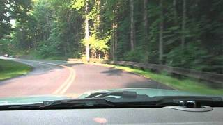 Part 1, US Route 441, Gatlinburg Bypass southbound, July 17, 2011 .  .  .