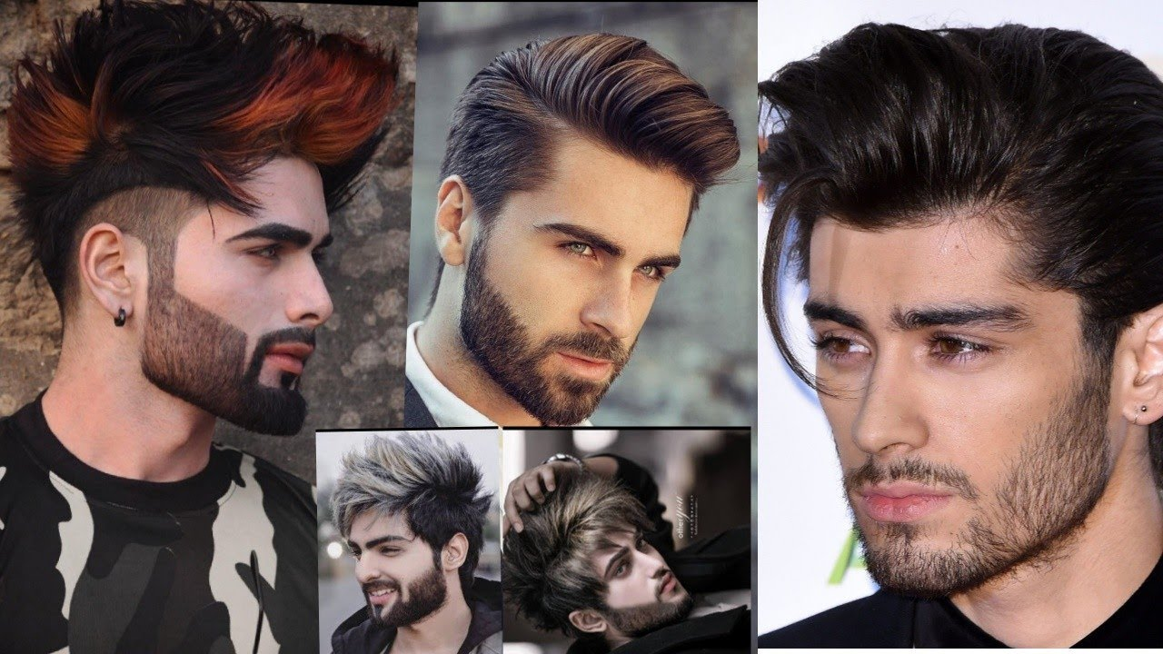 Top 5 Men S With Supercool Hairstyles Most Handsome Man In Mumbai