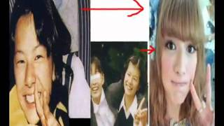Japan = Asia #1 plastic surgery country. 90% of Japanese women unde...