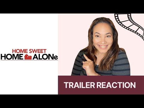 Home Sweet Home Alone Disney + Trailer Reaction