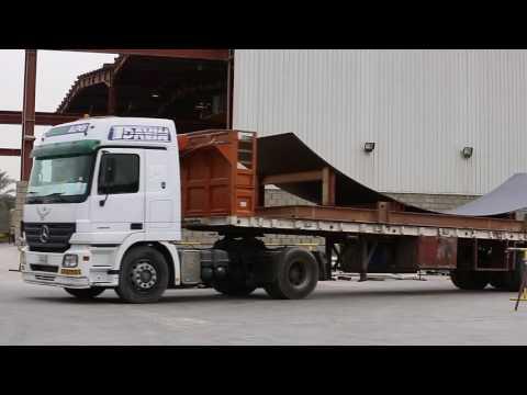 Gulf Steel Works - Corporate Video 2017
