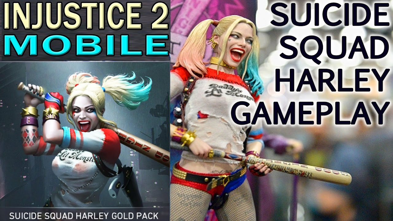 harley quinn moving pictur
