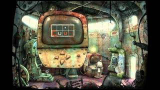 Machinarium part 20 walkthrough - In the arcade - square moving game