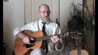Jim Bruce Blues Guitar - Blues Before Sunrise - Scrapper Blackwell (Cover)