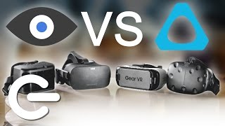 Which VR Headset Should You Buy? - The Gadget Show