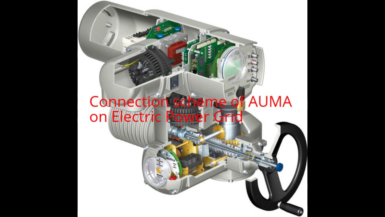 What is AUMA? Connection scheme to power grid - YouTube Auma Matic Wiring Diagram on bettis actuator diagrams, primary metering diagrams, 2005 chevrolet hd diesel engine diagrams,