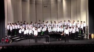 Stouthearted Man-Iowa City West Choirs-Bass Choir
