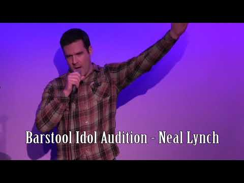 Barstool Idol Audition: Neal Lynch - Stand up Comedy Highlights | Barstool Sports