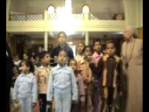 033COPTIC ORPHANAGE IN PORT SAID-EGYPT