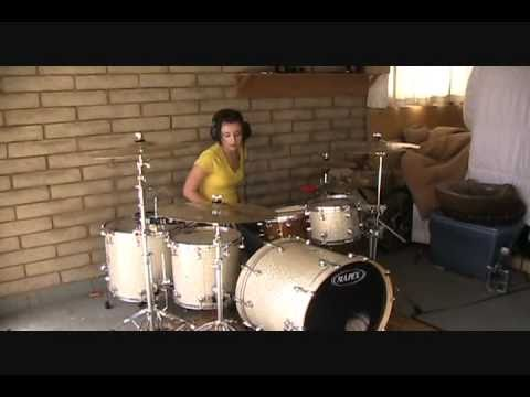 Lindsey Raye Ward - Underoath - In Division (Drum Cover)