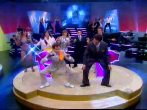 Sílvio Santos E A Dança Do Siri