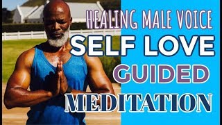 Black Male Voice Guided Meditation for Self ❤- This was Meant for YOU!