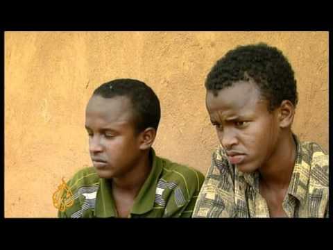 Kenya taking in 1500 drought refugees daily