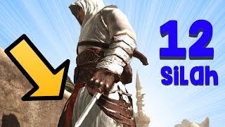 Oyunlardaki En Ünlü 12 Silah