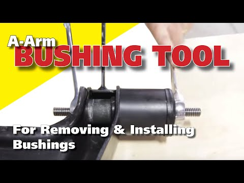 How To Replace Control Arm Bushings Fast Doovi