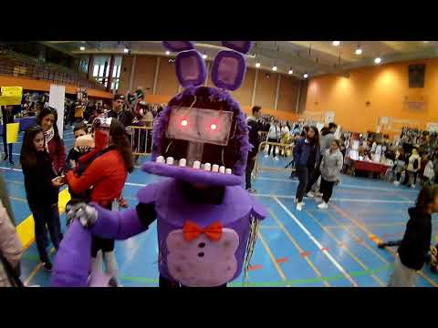 Withered Bonnie Goes To MangaCon In Alahurín De La Torre 2019