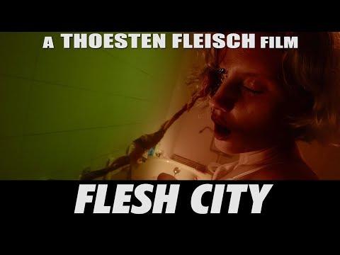 FLESH CITY Official Trailer (2019) German Indie Horror
