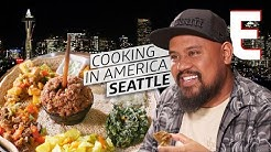 Explore Seattle's Diverse Food Scene with Sheldon Simeon — Cooking in America