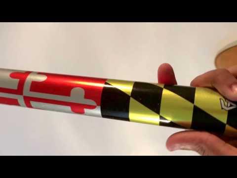 Custom Track Batons