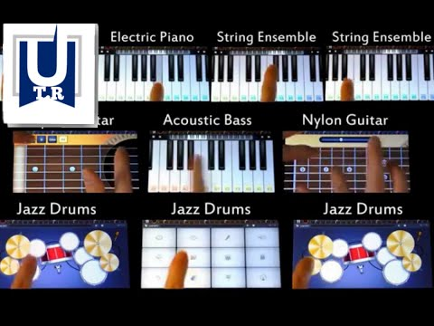 ALL IN ONE MUSICAL ANDROIDIOS APP Best instrumental app