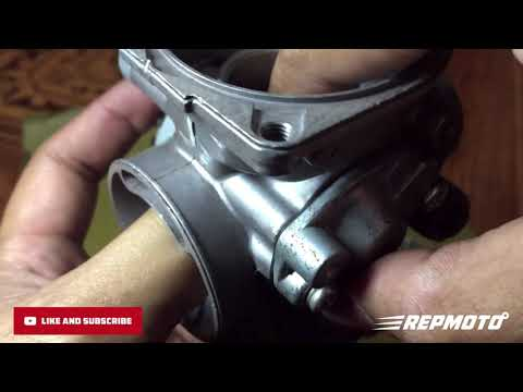 Mang Kalas 01 - Disassembly at Assembly ng replacement carb for Raider 150 | Tagalog