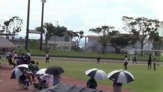 2015沖縄 ガールズ・エイト(U-12)サッカー大会 FCなんぶ.