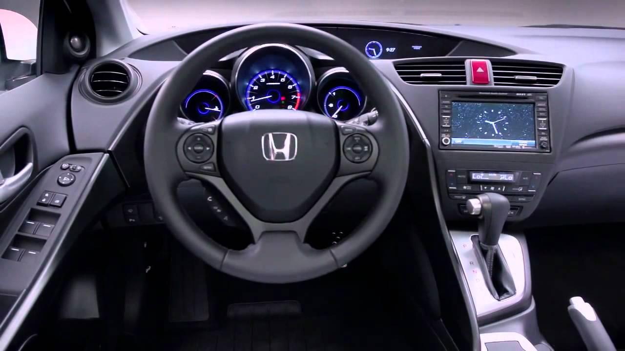 2012 Honda Civic Hatchback.mp4   YouTube
