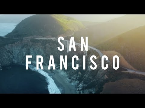 Cinematic San Francisco Travel Video | Sony a7sii | DJI Spark | DJI Mavic