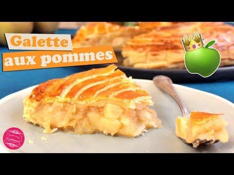 🍏-galette-des-rois-aux-pommes-~-recette-facile-sans-frangipane-🍏