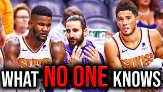 What NOBODY is Talking About with Devin Booker and The Phoenix Suns?