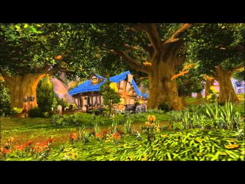 20 minutes Elwynn forest music - World of Warcraft