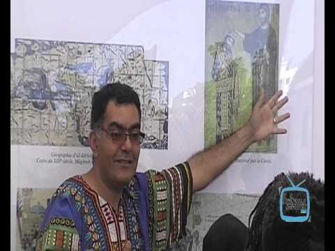 BIBLIOTHÈQUE NATIONALE DE RABAT - VISITE D'ENFANTS MIGRANTS