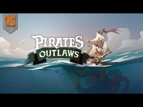 Pirates Outlaws | SLAY THE SPIRE WITH PIRATES | Gameplay Showcase - Part 1