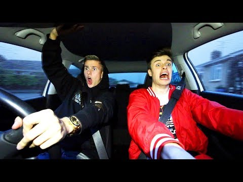 CARPOOL KARAOKE WITH LEE HINCHCLIFFE AND JOE TASKER!