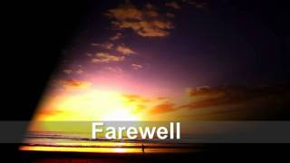 "Musique de film -  ""Farewell"" - soundtrack (composition)"