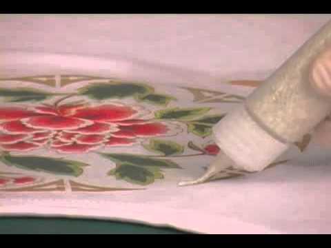 N 33 decorazione maglietta con carta di riso youtube for Tende carta di riso