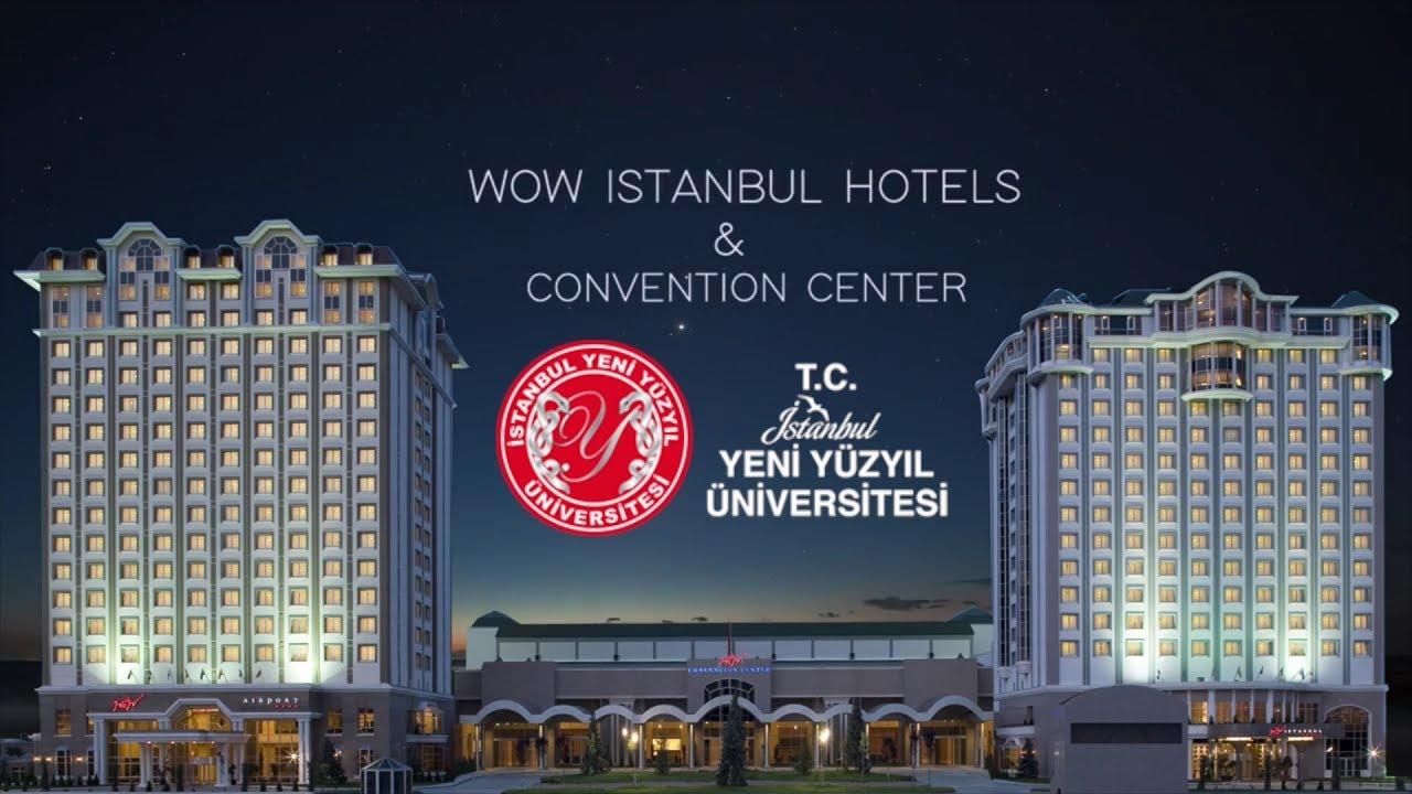 Istanbul Yeni Yuzyil Universitesi 2017 Mezuniyet Toreni Kurulum Videosu