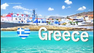 Kasos island, best beaches and top 5 attractions | Dodecanese - Exotic Greece guide4K