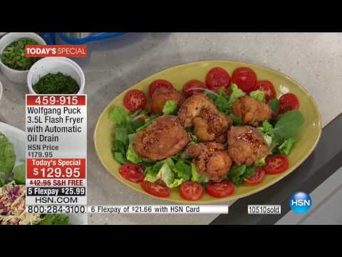 HSN | Chef Wolfgang Puck 10.08.2016 - 09 PM