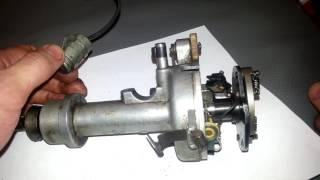 Батарейная система зажигания ч1 Контактная система зажигания (процессы, недостатки, доработка)