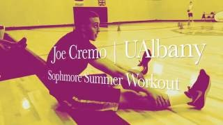 Joe Cremo | UALBANY | BASKETBALL WORKOUT