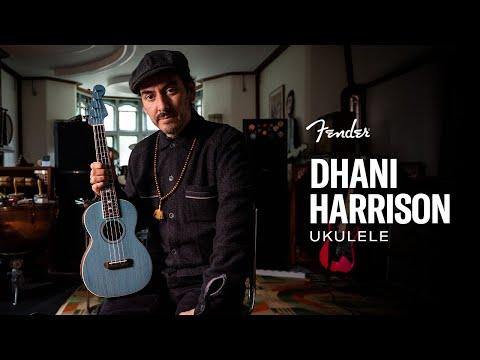 The Dhani Harrison Ukulele | Artist Signature Series | Fender