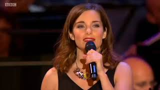 Rebecca Trehearn -Pan Fo'r Nos Yn Hir