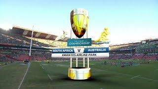 Rugby Championship | South Africa vs Australia | Highlights