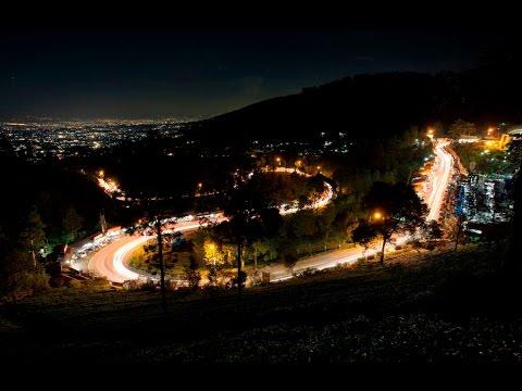 Keindahan Jalanan Kota Cipanas Disaat Malam Hari Youtube