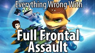 Everything Wrong With Ratchet and Clank: Full Frontal Assault (Q-Force) - valeforXD