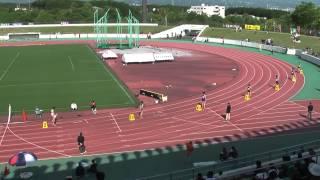 2013静岡県東部高校総体男子400m決勝