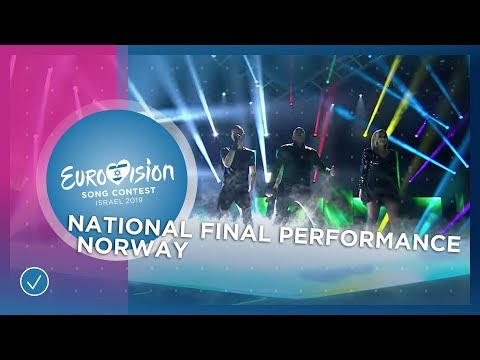 KEiiNO - Spirit In The Sky - Norway 🇳🇴 - National Final Performance - Eurovision 2019