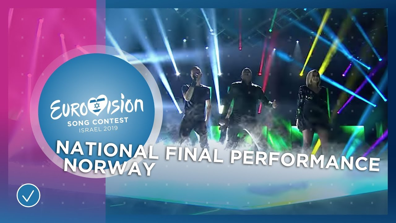 NORGE EUROVISION VINNARE 2019